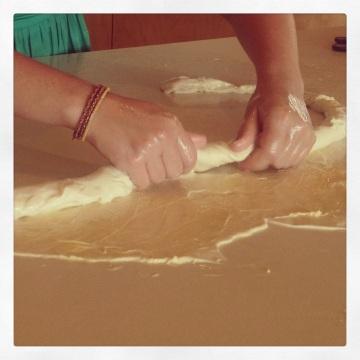 I Keep Rolling Dough
